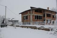 къща в с.Нови Хан - дограма Саламандър