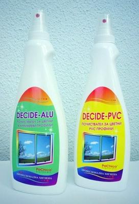 Препарати за почистване - DECIDE ecoline