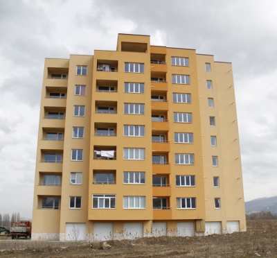 Галерия - Жилищна сграда в град София