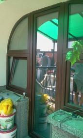 прозорци тип Арка, апартамент гр.София